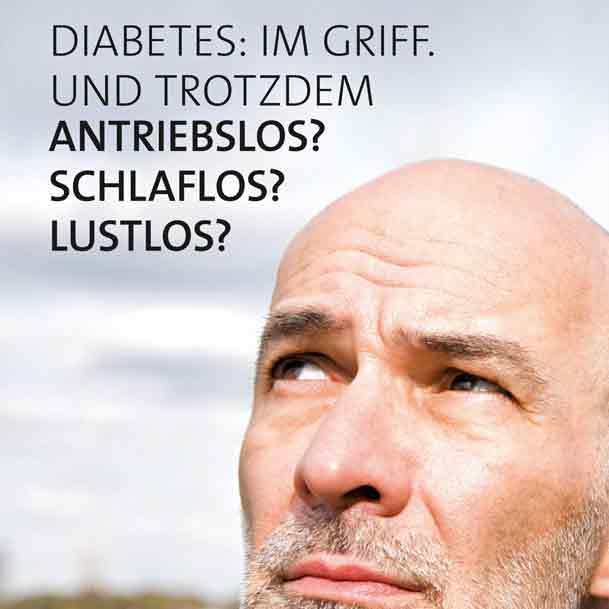 Diabetes und Testosteronmangel